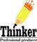 Zhejiang Qingyuan Thinker CO., LTD.: Seller of: wooden pencils, wooden coloured pencils, eraser, sharpener, school stationery, office stationery, pen pouch, ruler, booklet.