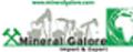 Mineral Galore: Regular Seller, Supplier of: coal, diamonds, iron-ore, manganese, crude oil, chrome.