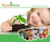 Ecogogrow Inc: Seller of: bamboo pots, coco pot, coco peat.