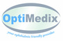 Opti Medix Sarl: Seller of: edger, scanners, phaco, auto refractometer, slit lamps, lazik, laser.