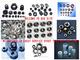 Hai yan jun long fasteners Co., Ltd.: Seller of: high strength bolt, hexagon nut, high strength nut, car nut.