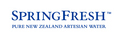Springfresh Ltd: Seller of: bottled water, artesian water, premium water, custom brand, private label, new zealand, export.