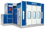 FIRAT SPRAYBOOTHS (Ilke Makina Ltd. Sti.): Seller of: aotu painting booth, auto painting and drying spraybooth, paint booth, painting booth, preparation station, spray booth, spraybooth, auto paint, garage equipment.