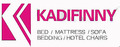 Foshan Kadifinny Furniture: Seller of: bed, leather bed, furniture, bedding, bedroom, hotel furniture, hotel bed, hotel chair, mattress. Buyer of: bed, leather bed, fabric bed, hotel bed, hotel furniture, furniture, mattress.