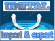 Unital for Import & Export: Seller of: beet molasses, crude salt, fodder beet, onions potattoes oranges fruitvegetables, phosphata, rice, salt washed, silica sand, sugar cane molasses. Buyer of: barley, bran, clothes, corn, oils, scrap iron, soybean, sugar, wheat.