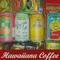 Hawaiiana Coffee.com: Seller of: coffee, vanilla, seasonings, juices, soda.