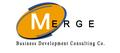 Merge Business Development Consulting Co.: Seller of: identifying the best target markets, investors approach, level of competition, price points, sales potential.