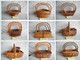 HeFei HuaYuan Arts & Crafts Co., Ltd.: Seller of: willow basket, wicker basket, cane basket, storage basket, laundry basket, gift basket, laundry basket, woodchip basket, bamboo basket.