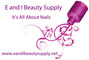 E and I Beauty Supply: Seller of: orly, china glaze, cnd, essie, gelish, ibd, jessica cosmetics, opi, seche.