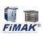 Fimak Fırın Makinaları İmalatı San Ve Tic A.S: Seller of: rotary oven, stone based steam pipe oven, electrical floury deck and pastry oven, volumetric dough divider, conical rounder machine, automatic spiral mixer.