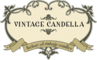 Vintage Candella: Seller of: candles, coconut candle, container candles, designer candles, soy candle, money box, scented candles, soy wax candles, vintage candles. Buyer of: lever lid cans, soy wax, wicks.
