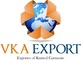 Vka Export: Seller of: t-shirt, custom t shirt, promotional t-shirts, children wear, baby wears, election printed tees, t-shirt with logo, logo embroidery, custom printed t shirts.