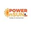 Power n Sun: Seller of: batteries, inverters, solar panels, generators, ups, solar accessories, solar led lights, solar refrigerators, solar pumps.
