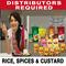 Al-Hamza Trading Company: Seller of: super basmati rice, 386 rice, long grain rice, biryani rice, boil rice, pulao rice, flavorz recipe spices 50 100g packets, flavorz plain spices 100200 400g packets, flavorz custard powder 100g packets.
