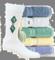 ENBRO HOSIERY: Seller of: socks, towels, t-shirts. Buyer of: raw material, kids garments.