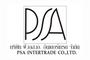P.S.A. Intertrade Co., Ltd.: Seller of: women apparel, home textile, fashion accessories, spa products, hotel amenities.