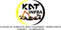 Kat Infra: Seller of: excavator parts, truck parts, dozer parts, bearing, electric parts, material handing equipments, pipe pipes fittings, concrete pumps parts, engine parts.