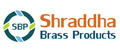 Shraddha Brass Products: Seller of: double nipple, brass fastners, precision brass components, brass sanitary fittings, brass transformer parts, brass moulding inserts, brass electrical components, brass compressor parta, brass cpvc inserts.