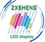 Shenzhen Zxsheng Opto. Co., Ltd: Seller of: full color led display, indoor full color led display, led billboard, led display, led sign, moving message led sign, outdoor led display, traffic led sign, p10 led display.