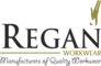 Regan Workwear: Seller of: continental suit, industrial workwear, overall, safety workwear, uniform workwear, workwear. Buyer of: textile, cotton, zips, elastic.