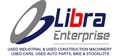 Libra Enterprise: Seller of: used machinery, used parts, electric equipments, medical equipment, used bikes, cnc machinery, used cars, stocklots, used rails. Buyer of: used rails, medical equipment, used matel, salt, cnc machinery, used copper, computers, stocklots.