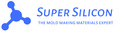 Super Silicon: Seller of: mold making materials, rtv silicone, silicone rubber, moldmaking silicone, molding silicone, silicone mold rubber, polyurethane mold rubber, silicone.