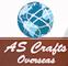 A S Crafts Overseas: Seller of: rug supplier, carpet supplier, home decor, gift wholesaler, brass items, brass pot, artificial jwelery, handloom, jute carpet and rug. Buyer of: logistics, freight, insurance.