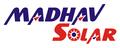 Madhav Solar Industries: Seller of: solar water heater, solar water pump, solar fencing guard, solar power plant, solar street light, solar cooker.