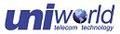 Uniworld Telecom Technology Co., Ltd: Seller of: rf connector, rf adaptor, jumper cable, surge arrester, concealed antenna.
