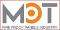 MoT Panels: Regular Seller, Supplier of: rockwool panels, mineral wool panels, sandwich panels, fireproof panels.