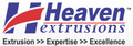 Heaven Extrusions: Seller of: plant machinery, auxillary machinery, raffia tape stretching line, extrusion coating lamination line, multi layer blown film line, vaccume hoper loader, air bubble sheet line, rotogravure printing machine, air compressor.