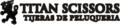 Titan Scissors: Seller of: hairdressing scissors, barber scissors, hair shears, barber shears, hair thinning scissors, salon product supply, beauty salon scissors, manicure products, scissrs.