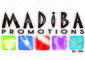 Madiba Promotions: Seller of: gifts, medical, luggage, clothing, banners, flags, cartridges, trophies. Buyer of: gifts, clothing, luggage.