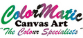 Colormatic c.c.: Seller of: canvas prints, stickers, fabric prints, stretch framing, poster prints, signage. Buyer of: epson, photo paper, canvas, epson ink.