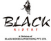 Black Riders: Seller of: advertising, event management, outdoor advertising, event organisers, brand promotions, mobile hoarding vans, theme parties, corporate events, wedding organisers.