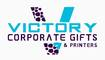 Victory Corporate Gifts & Printers: Seller of: t shirts, caps, pens, corporate gifts, corporate wear, work wear, banner printing, business cards printing, office stationery.