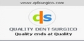 Quality Dent Surgico: Regular Seller, Supplier of: dental instruments, surgical instruments, manicuse beauty care instruments, veterinary instruments, hollow ware products.