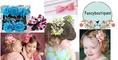 Fancy Boutiques: Seller of: hair accessories, hair bow, hair band, headband, hair clip, barrette, crochet hat, handmade bow, kids clothes.