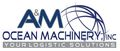 A&M Ocean Machinery, Inc: Seller of: freight, distribution, machinery, cargo oversides, cont, custom cleareance, cranes.