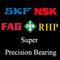 NFS Bearing Co., Ltd.: Seller of: bearing, skf, ina, fag, rhp, nsk, super precision bearing, bearing housing, plumber block.