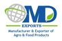MD Exports: Seller of: sesame seed, peanut, animal feed, onion, garlic, mango, mango pulp, pickles, spices.