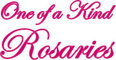One of a Kind Rosarie: Seller of: rosary. Buyer of: glass beads, bone beads, pearl beads, metal findings, fancy beads, metal crucifix, religious medallions.
