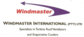 Windmaster International (Pty) Ltd: Seller of: tornado turbines, chimney champs, axial fans, evaporative coolers, ventilation, residential, industrial, extraction, roof mounted.