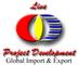 Live Project Development Import & Export: Seller of: copper, chemicals, granite, industrial detergents lubricants, polymers, rubber, gold bullion, iron ore, timber. Buyer of: chemicals, gold bullion, iron ore, copper cathodes, gold and diamonds, whaite maiz non gm.