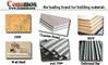 Consmos Industrial Limited: Seller of: osb, waferboard, gypsum board, plywood, blockboard, chipboard, hpl, wall shelf, film faced plywood. Buyer of: metal scrap, cooper, timber.