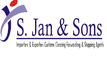 S Jan and Sons: Seller of: custom clearing, transit clearing, freight forwarding, fresh fruits, oranges, apples, medical disposible surgical items.