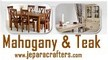 Jepara Crafter Furniture: Seller of: teak indoor furniture, teak garden furniture, mahogany classic, antique reproduction furniture, french furniture, bedroom furniture, living room furniture, dining furniture, patio furniture.
