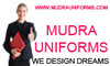 Mudra Uniforms india Private Limited: Seller of: corporate uniform, industry uniform, hospital unifom, hotel and resort uniform, school uniform accessories, houes keeping uniform, ward boy uniform, work wear, all type of uniform. Buyer of: garment cloth, mudrauniformsgmailcom.