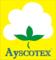 Ayscotex L.L.C.: Seller of: 100% cotton poly-cotton fabric, apparel garments, bed sheets towels, children garments, fashion garments, knitted fabricsgarments, ladies printed fabric, leather garments, working coverall.
