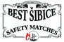 Tvornica Sibica Dolac: Regular Seller, Supplier of: safety matches, woden matches, fireplace matches.